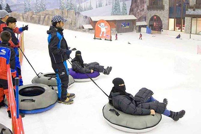 Ski Dubai (Indoor Snow Park) on Sharing Transfer