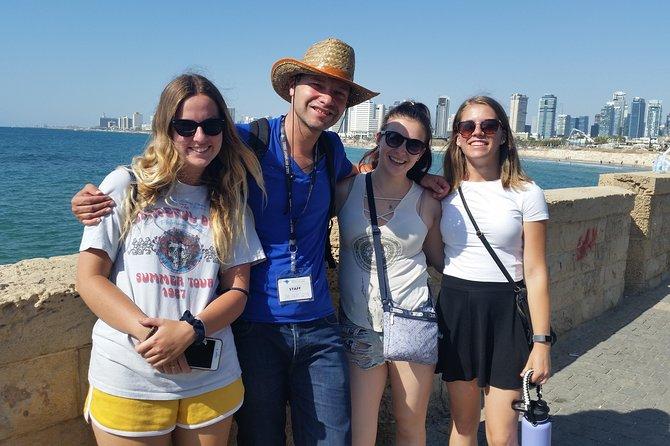 Private Tour: Non-Stop Tel-Aviv