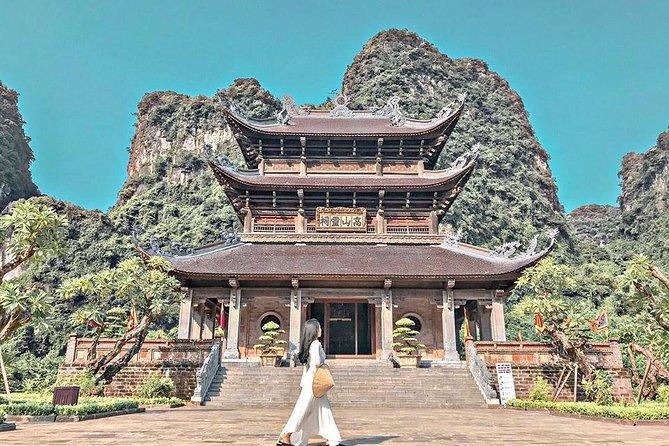 Bai Dinh Pagoda - Trang An tour 1 day
