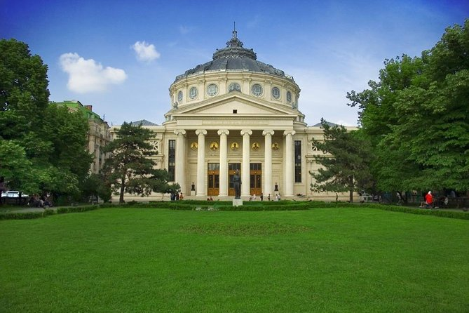 Private Half Day Bucharest Tour – 4 hours