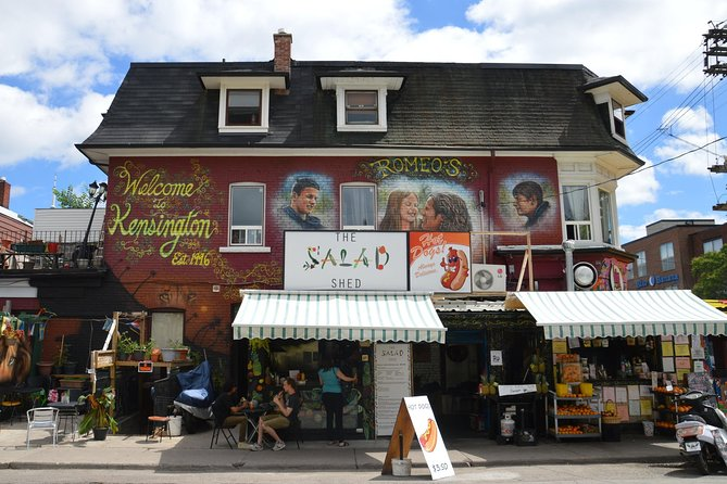Exploring Kensington Market, Chinatown and the Art Gallery of Ontario audio tour