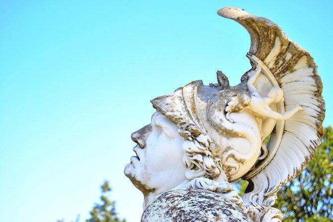 Corfu Half Day Tour: CorfuTown, Achilleion Palace & Olive Oil Tasting by Minivan