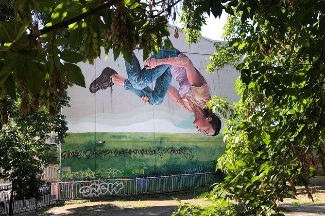 2 Hours Kyiv Street Art Tour