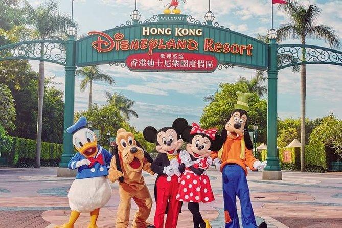 Hong Kong Disneyland .Hotel Pick up one way transfer ....
