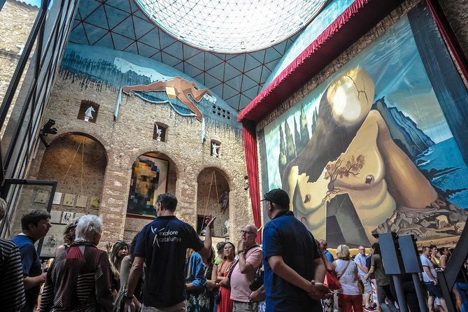 Salvador Dali Museum, Port Lligat and Cadaques Small Group tour from Barcelona