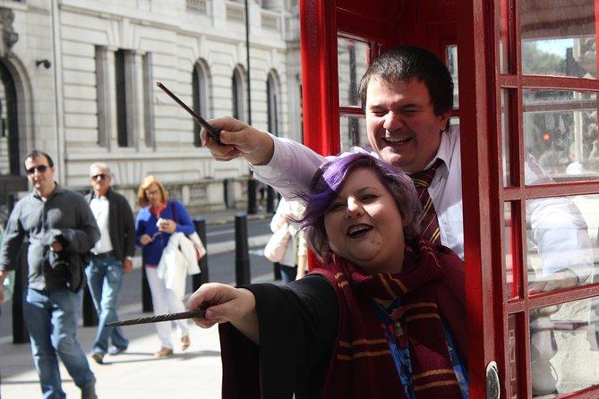 Public Harry Potter Tour of London