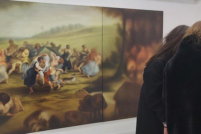 Marais Gallery Walk - Private Tour