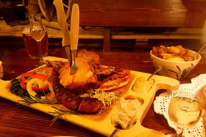 Bialystok: Private Traditional Polish Food Tour