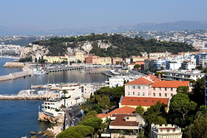 Group tour of French Riviera from the port of Monaco/Monte-Carlo