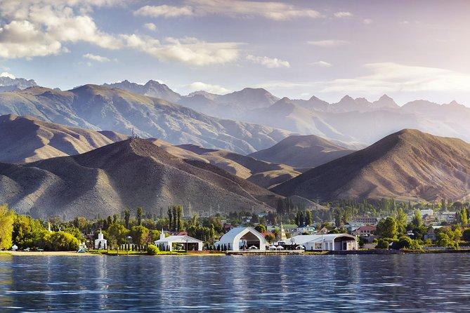 Tour in Bishkek and Issyk - Kul lake