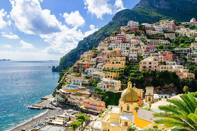Private Tour: Amalfi Coast from Sorrento