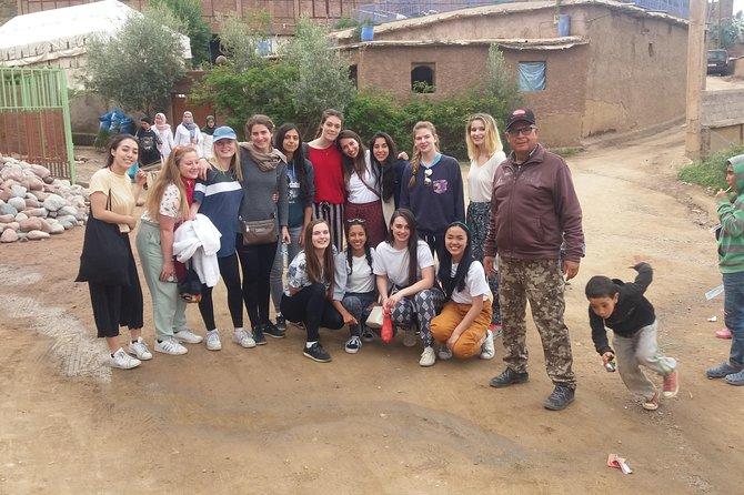 Magical Tour of Kasbahs, Ouarzazate & Oasis 1 night 2 days