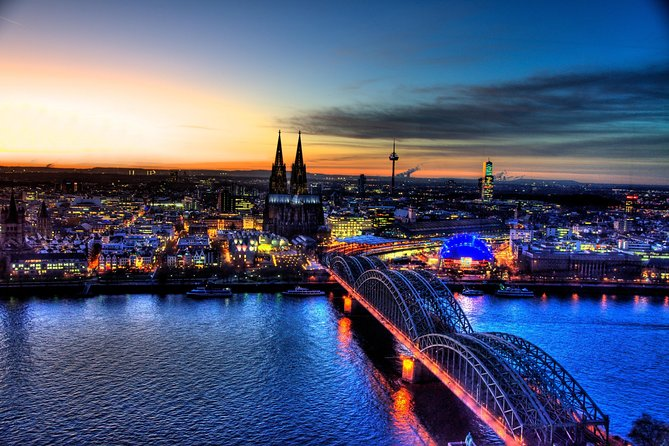 Private Cologne Tour from Amsterdam: discover the gem of North Rhine-Westphalia