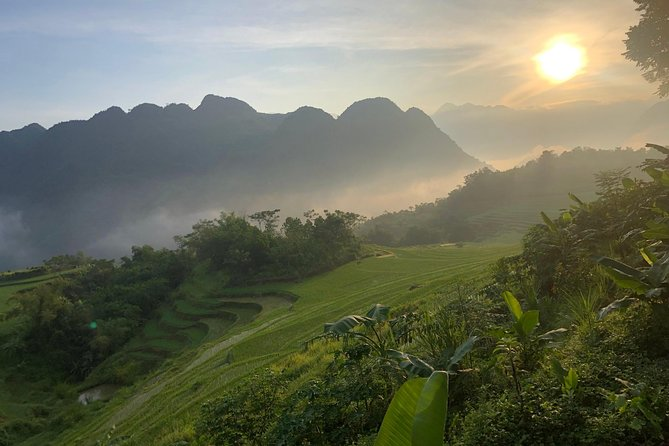 Hanoi - Pu Luong Hard Trek 3 days 2 nights - Private Car Group 8 Pax
