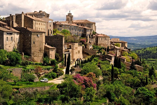 Full Day Best of Provence Tour from Avignon