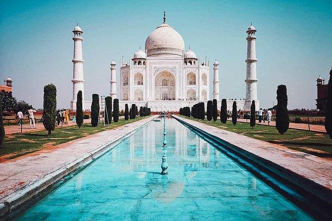 Taj Mahal and Agra Fort Full Day Tour