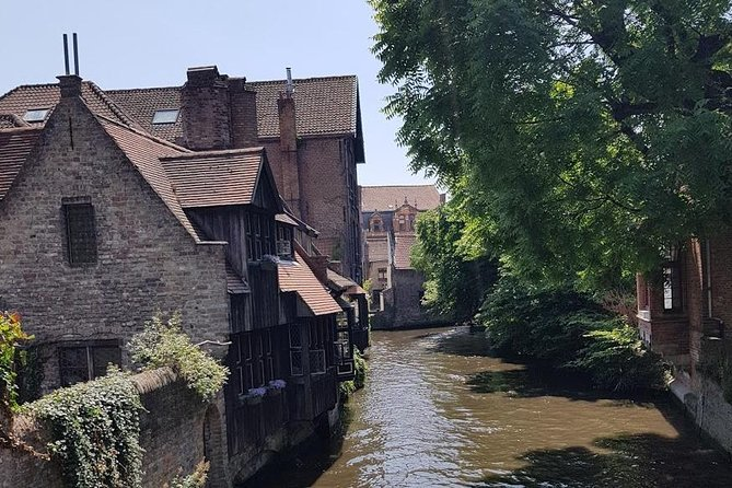 Private Bruges Tour from Amsterdam: the city of bridges - additional: Ghent