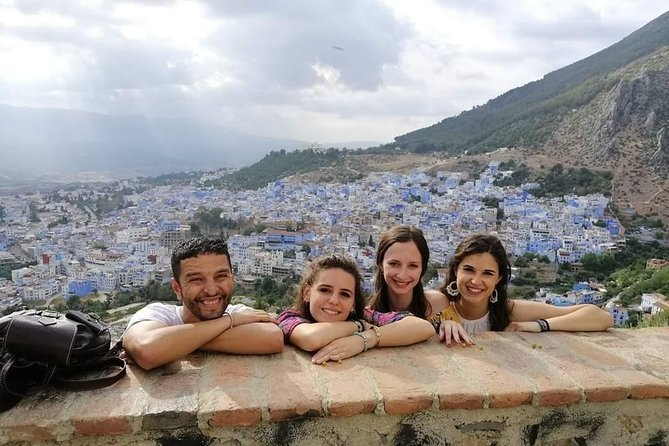 3-Hours Private Chefchaouen Walking Tour