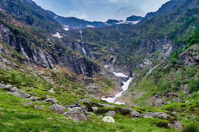 Hiking in Val Grande, the largest wilderness of the Alps