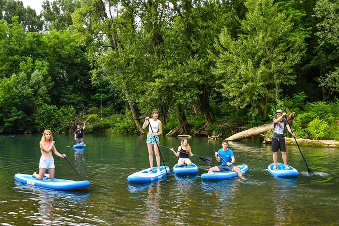 Stand Up Paddle Boarding Experience of Slovenia