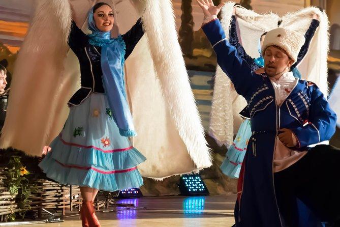 Saint-Petersburg Cossacks Folk Show BAGATITSA with Transfers & Buffet