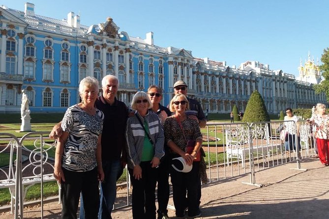 2-day Shore Excursion Russian Heritage with Catherine Palace