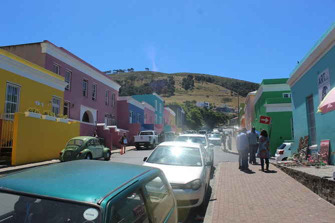 Private Half Day Cape Town City Tour Price per Car/Group