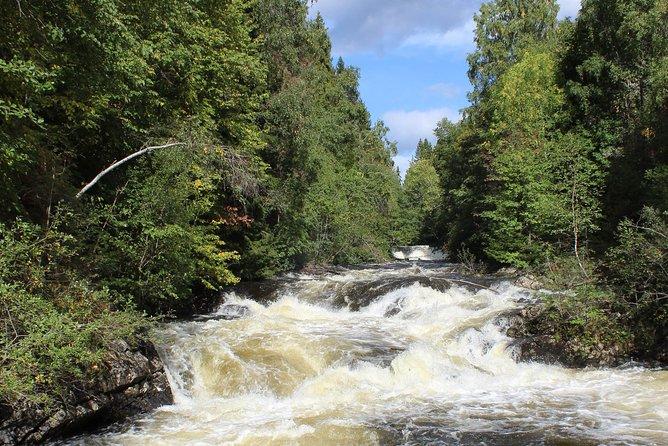 Oslo Hiking - Lysaker river walk