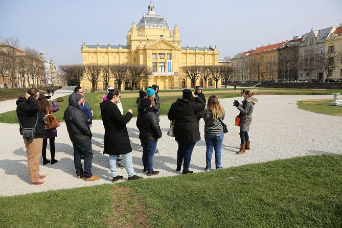 Zagreb walking tour - private tour