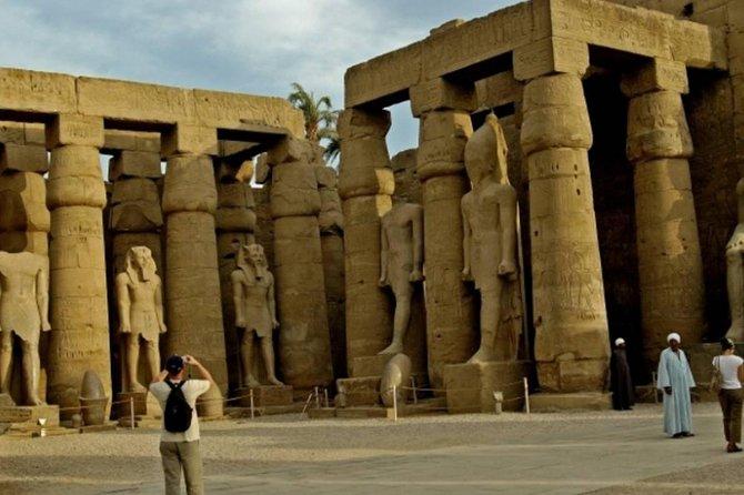 Egypt Tour 8 Days - 7 Nights Pyramids - Cairo - Nile Cruise Luxor and Aswan