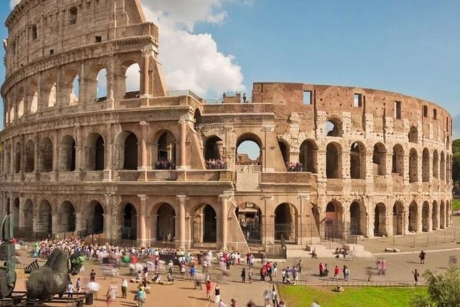 Full-Day Sightseeing Tour in Rome with Driver