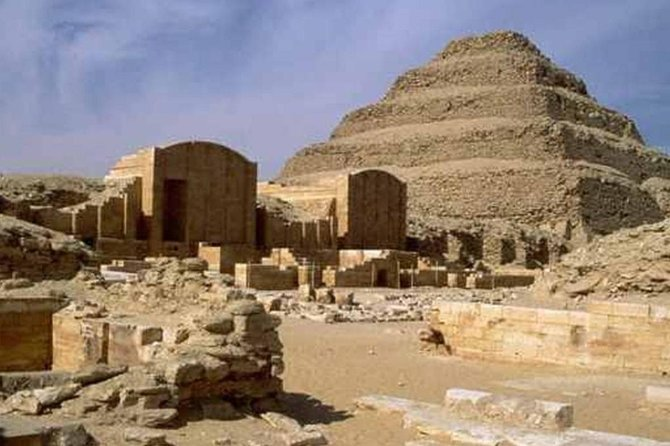 Full Private Trip To Memphis Sakkara Giza Pyramids Sphinx + Lunch photo 18