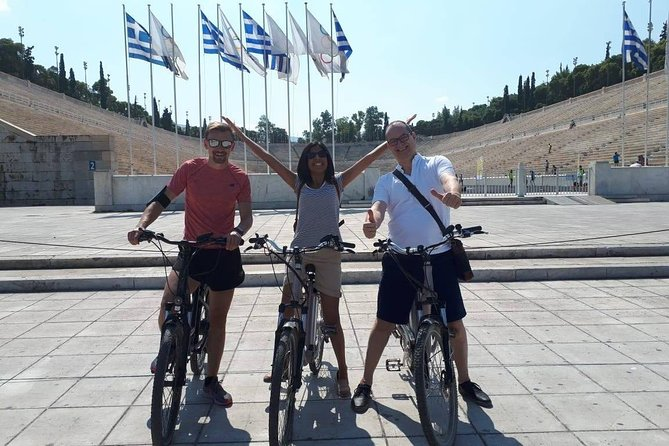 Historic Athens Views of the City eBike Tour