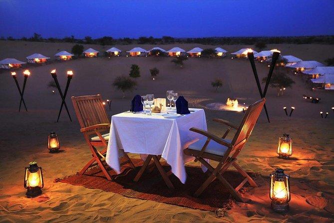 Agafay Dinner: Desert Dinner Under the Stars