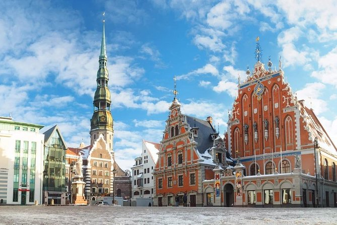 Private Shore Excursion: Walking Tour of Riga