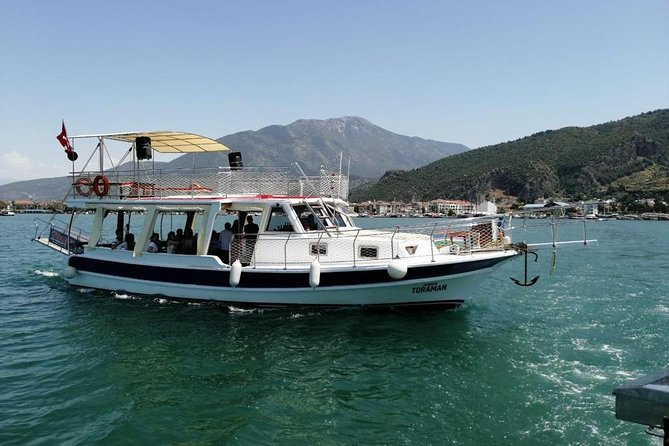 Private Fethiye full day boat trip with hotel transfer photo 4