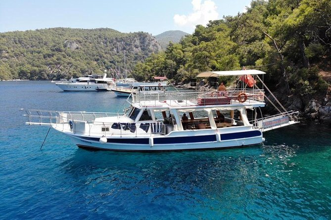 Private Fethiye full day boat trip with hotel transfer photo 6