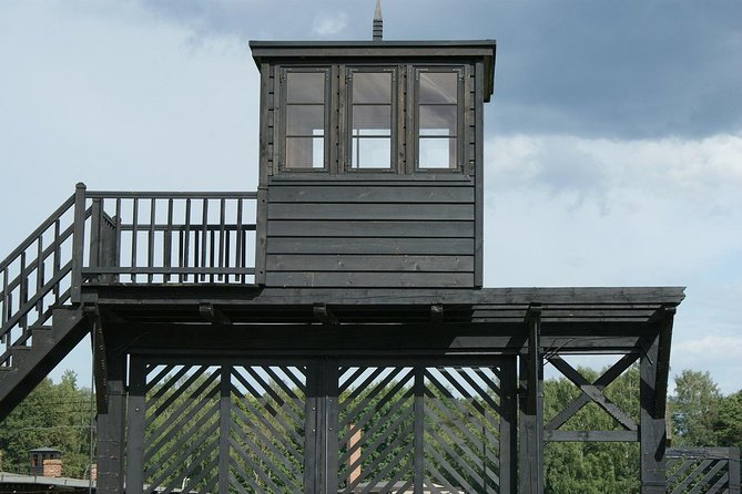 EVERYDAY Stutthof Concentration Camp with Transport Guided Tour