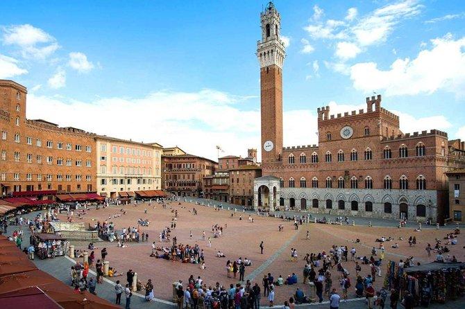 Siena - San Gimignano Private Tour