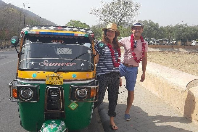 Full-Day Tuk Tuk Tour of Jaipur Sightseeing