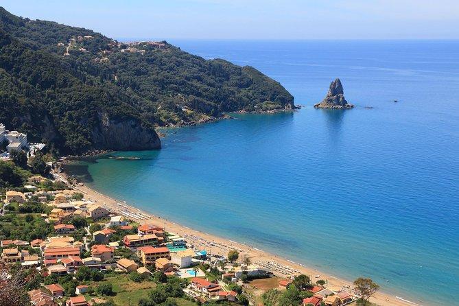 Alternative Corfu - Swim and Food Tour