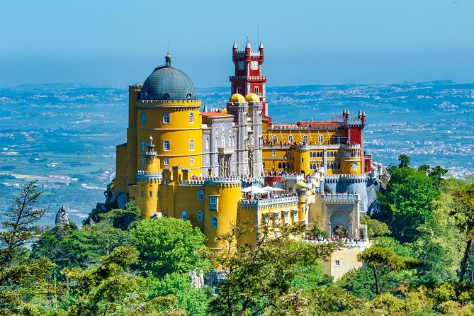 Direct entrance to Pena Palace, Monserrate, Moorish Castle and Sightseeing