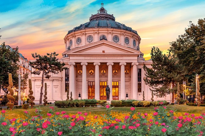 Bucarest Panoramic - visite privée de 4h