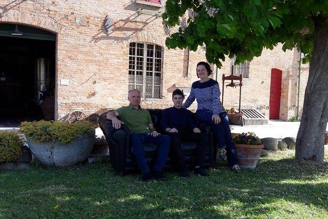 Living Fattoria del Piccione: a winery sensorial experience close to Rimini