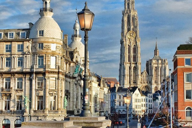 Private Antwerp & Brussels Tour from Amsterdam: Rubens' city & European capital