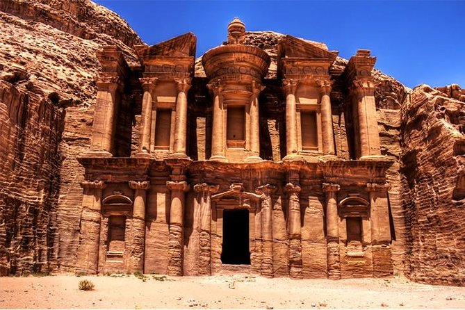 Full-Day Tour to Petra from Sharm el Sheikh