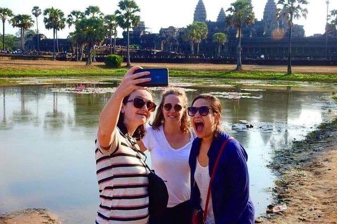 Angkor Wat 4 Day Visit- Beng Mealea Temple & Floating Village Kampong Pluk