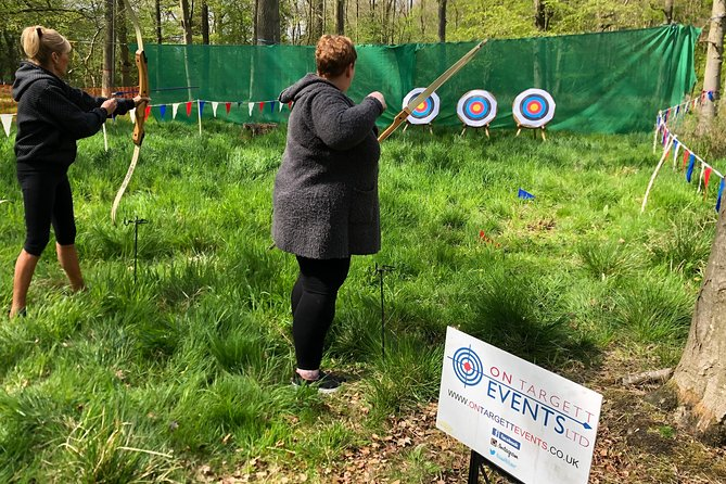 Archery experience in Salcey Forest, NN7 2HX photo 1
