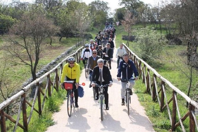 Bike Tour in Itria Valley