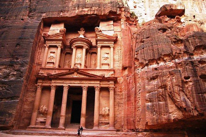 Visit Petra City From Sharm el Sheikh